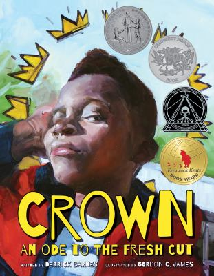 """Cover for """"Crown: An Ode to the Fresh Cut"""""""