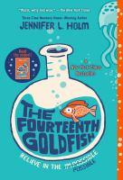 "Cover for ""The Fourteen Goldfish"""